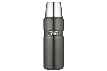 Thermos Stainless King Insulated Flask 470ml Smoke