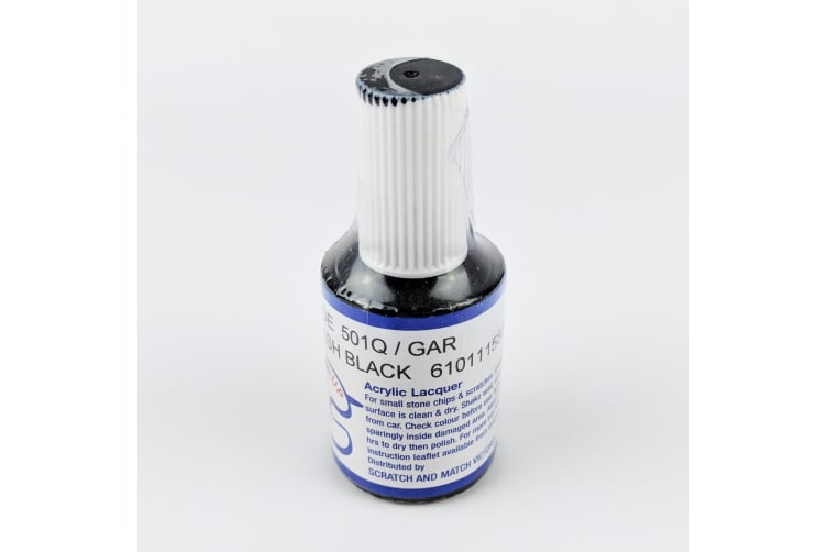 501Q 5O1Q GAR Carbon Flash Black Touch Up Paint For Holden Commodore Cruze HSV