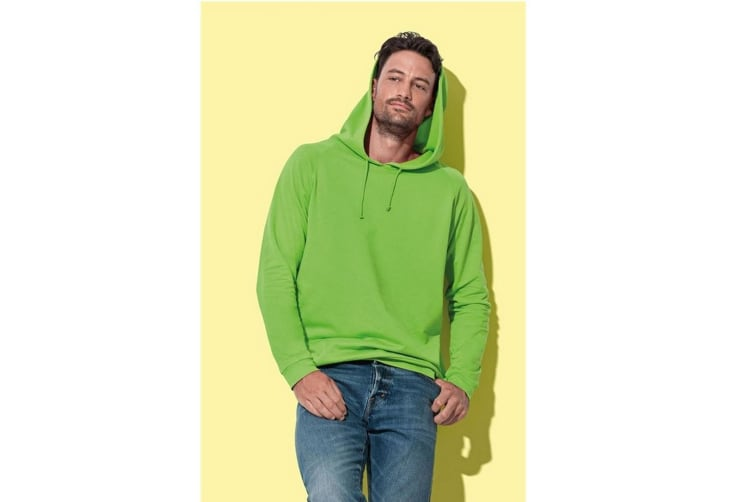 Stedman Adults Hood (Kiwi Green) (M)