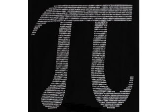 PI Mathematical T-Shirt - Medium