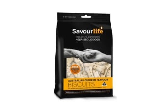 SavourLife Chicken Flavour Biscuits