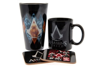Assassins Creed Gift Set (Multicoloured)