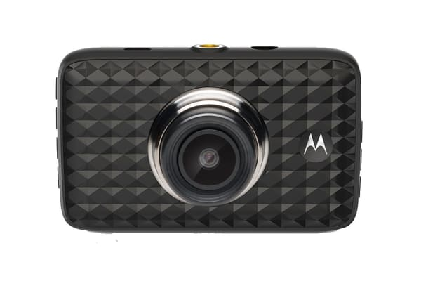 "Motorola FHD 1080p Dash Camera with 3"" Display and WiFi/GPS (MDC300GW)"