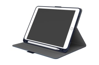 Cygnett TekView Slimline Case with Apple Pencil Holder for iPad 9.7'' - Navy (CY2166TEKVI)