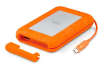 LaCie Rugged Thunderbolt v2 USB 3.0 Portable Drive
