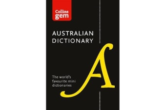Collins Gem Australian Dictionary