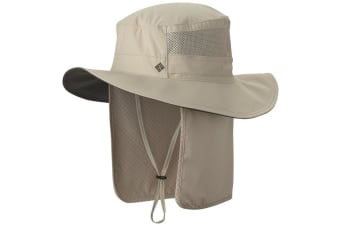 Columbia Coolhead Zero Booney Hat - Fossil