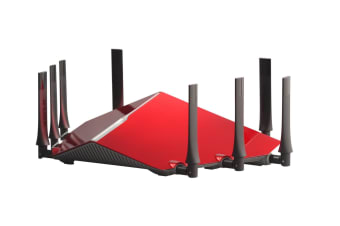 D-Link DIR-895L/R wireless router Tri-band (2.4 GHz / 5 GHz / 5 GHz) Gigabit