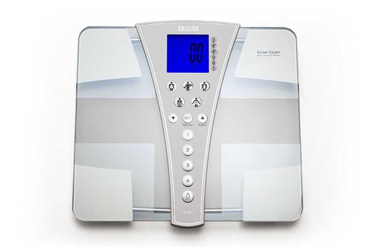 Astonishing Tanita Bc 587 200Kg Body Composition Monitor 51587 Download Free Architecture Designs Scobabritishbridgeorg
