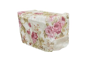 Maison Versailles Floral Patterned Chair Arm Cap (Multicoloured)