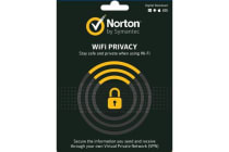 Norton WIFI Privacy VPN 1.0, 1 User, 5 Device, 12 Months Attach Card