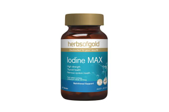Herbs of Gold Iodine Max 60t