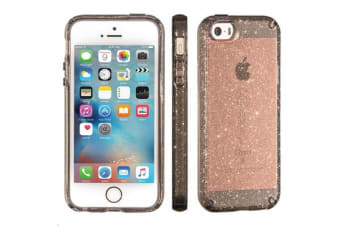 Speck 77157-5637 Apple iPhone 5 Candyshell - Onyx Gold Glitter