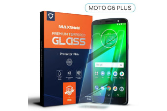 Motorola Tempered Glass Screen Protector for G6 Plus