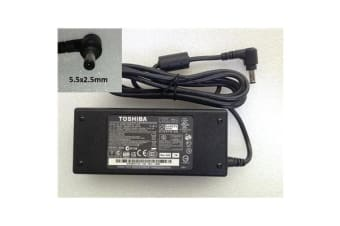 Toshiba OEM Notebook AC Power Adapter/Charger 19V 4.74A 90W (5.5x2.5mm) / 12 Months Warranty