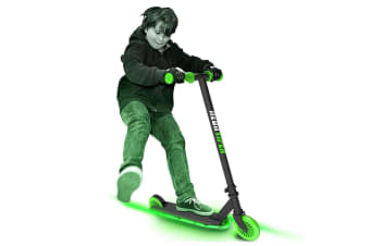 Yvolution Neon Viper Scooter in Green