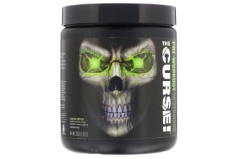 The Curse Pre Workout -  Green Apple