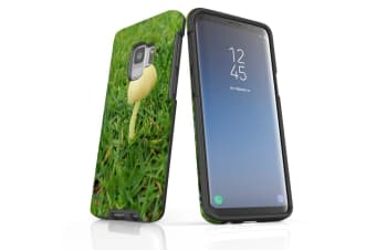 For Samsung Galaxy S9 Case Armour Cover  Lone Mushroom