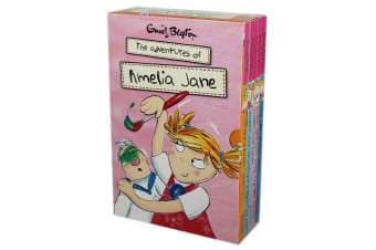 The Amelia Jane Collection - By Enid Blyton