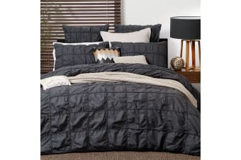 Barclay Granite Quilt Cover Set by Private Collection