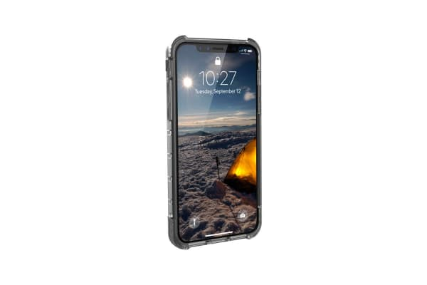 UAG Plyo Case for iPhone X (Ice)