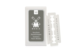 Muhle 10 Double Edge Safety Razor