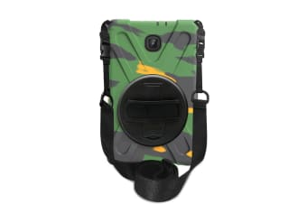 For Galaxy TabA 9.7 T550/T555 Shockproof Hybrid Rugged Tablet Cover Case-Camouflage