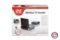 Refurbished One For All AV Wireless TV Sender (SV1730)