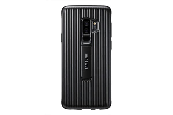 Samsung Galaxy S9+ Plus Protective Standing Cover - Black