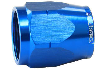 Aeroflow Blue Hose End Socket Cutter Style Fittings Only