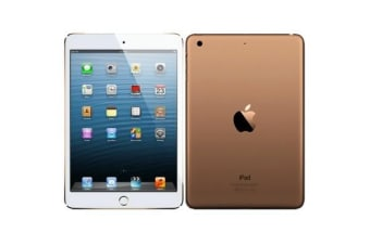 Used as demo Apple iPad Mini 3 16GB Wifi + Cellular Gold (Local Warranty, 100% Genuine)