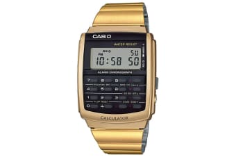 Casio Men's Databank