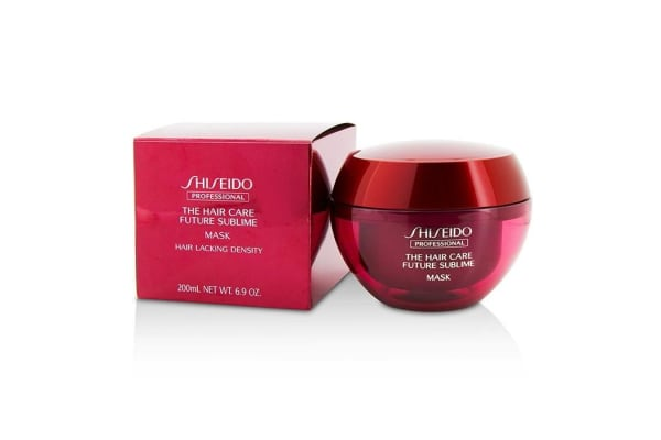 Shiseido The Hair Care Future Sublime Mask (Hair Lacking Density) (200ml/6.9oz)