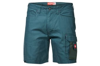 Hard Yakka Men's Legends Short (Green)