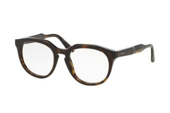 Prada PR13SV 2AU1O1 50 Havana Mens Womens Glasses