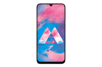 Samsung Galaxy M30 Dual SIM (32GB, Gradation Black)