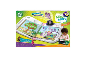LeapFrog LeapStart 3D Interactive Learning System - Pink
