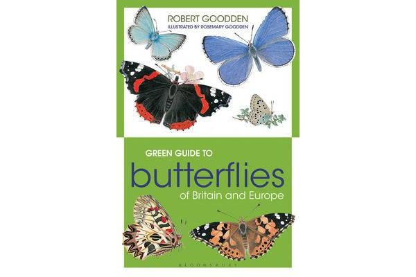 Green Guide to Butterflies Of Britain And Europe