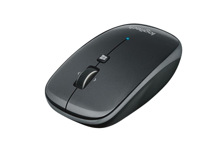 Logitech M557 Bluetooth Mouse - Grey (910-003960)