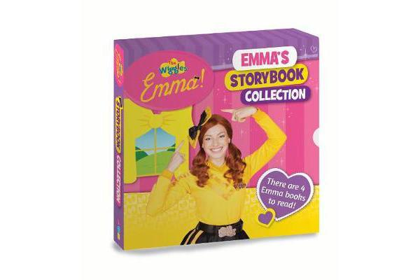 The Wiggles Emma's Storybook Collection