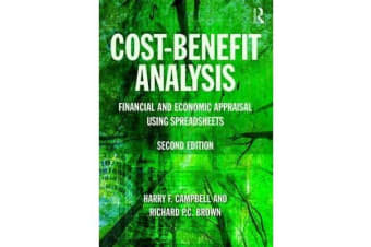 Cost-Benefit Analysis - Financial And Economic Appraisal Using Spreadsheets