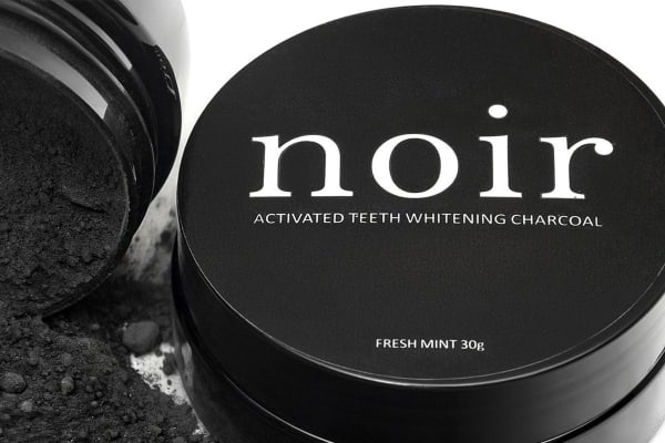 Noir Activated Charcoal Teeth Whitening