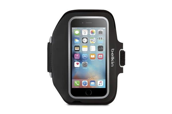 Belkin Sport-Fit Plus Armband for iPhone 6 Plus - Black (F8W610BTC00)