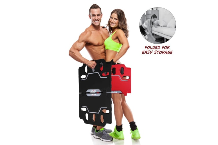 CENTRA Portable Slim Gym Trainer Platform Body Shaper Exercise Outdoor Fitness