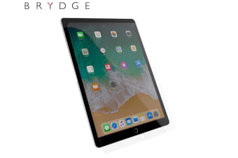 Brydge 12.9-Inch Flexible Tempered Glass Screen Protector/Film Guard f/ iPad Pro