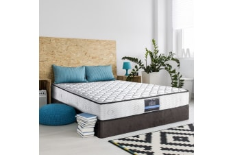 Giselle Bedding SINGLE Size Mattress Bed Extra Firm Pocket Spring Foam 23CM