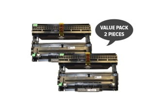 DR-2325 Premium Generic Drum Unit (Two Pack)