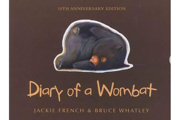 Diary of a Wombat 10th Anniversary Edition