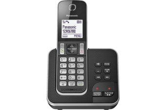 Digital Cordless Phone With Answering Machine