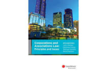 Corporations and Associations Law - Principles and Issues